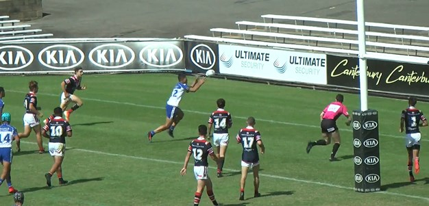 Harold Matthews Cup Round 5: Bulldogs vs Roosters