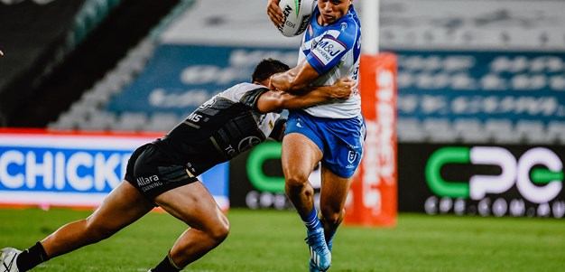 Averillo realises dream with NRL debut