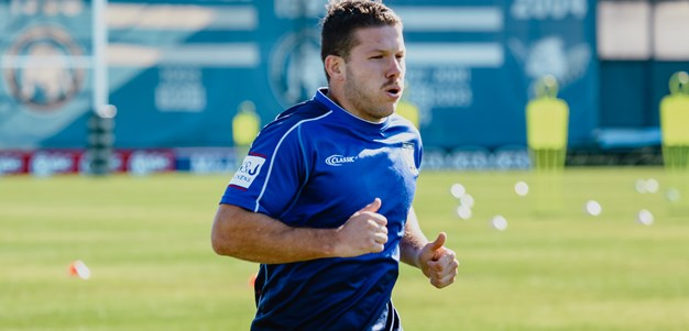 Players happy to back training at Belmore