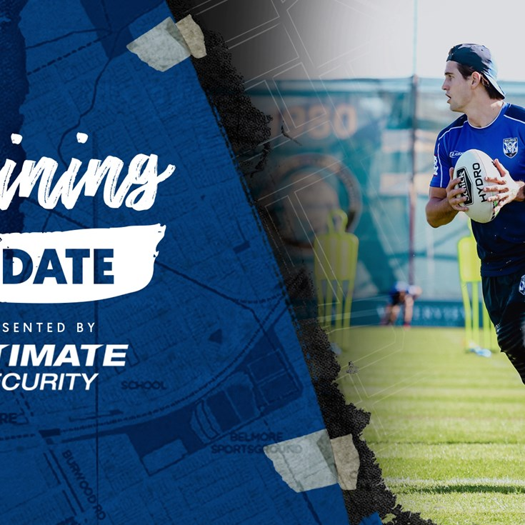 Ultimate Security Training Update with Lachlan Lewis