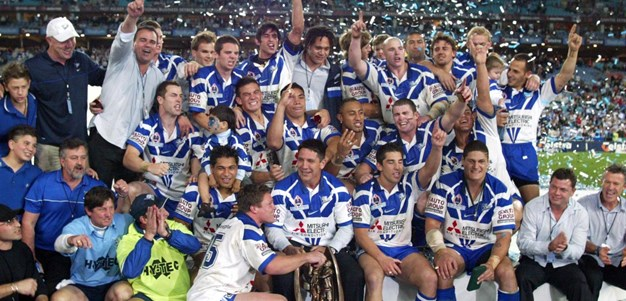 NRL Classic: Roosters v Bulldogs - Grand Final, 2004