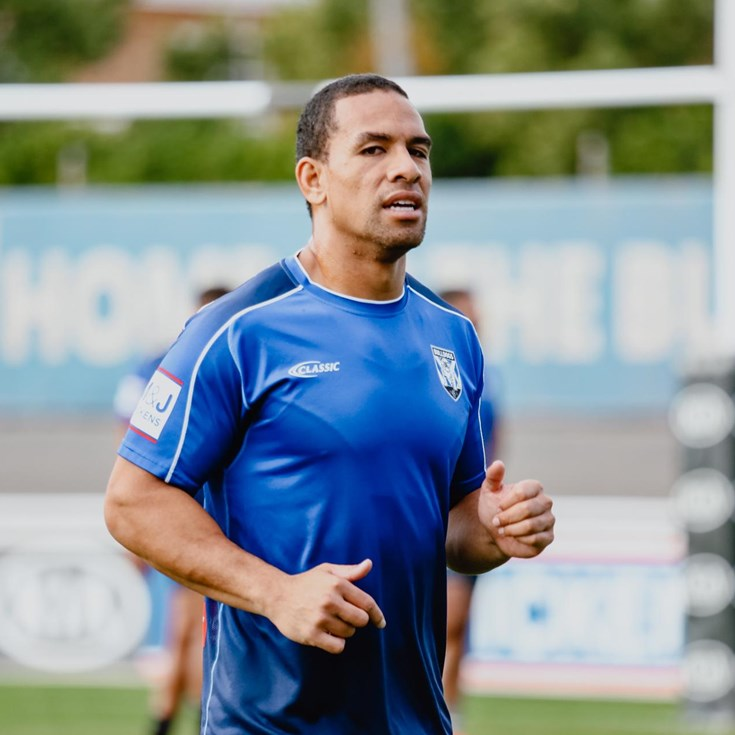 Hopoate: Boys ready to rip in for Pay