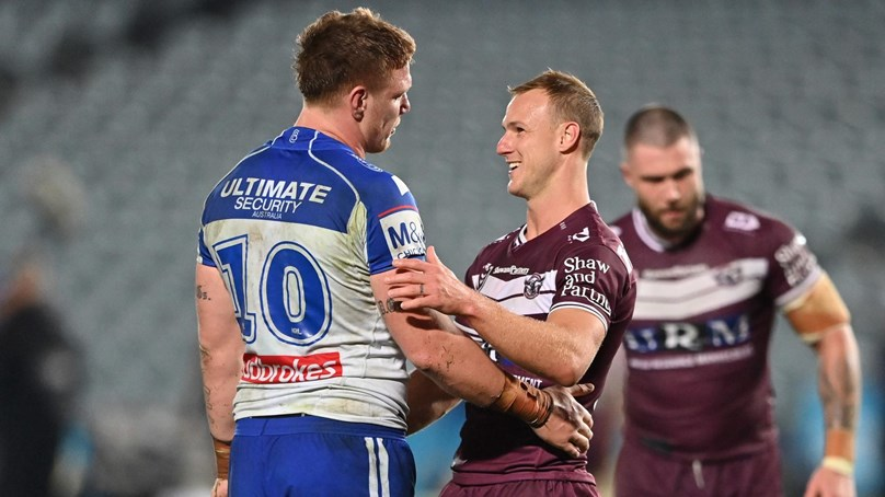 Round 3 Extended Highlights: Sea Eagles v Bulldogs