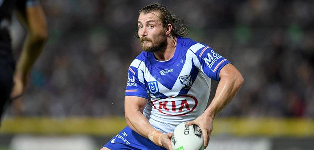 Foran fired up for NRL return