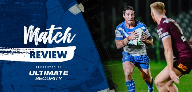 Ultimate Security Match Review with Josh Jackson