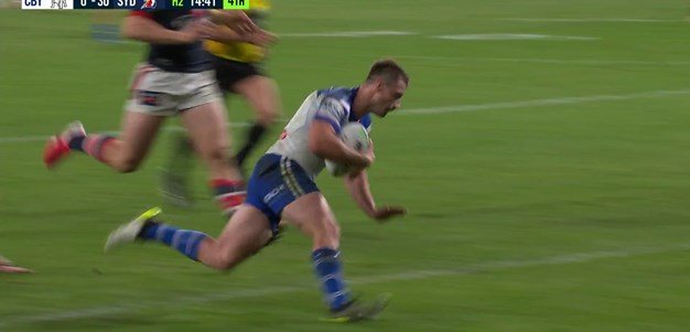 Foran starts and finishes it