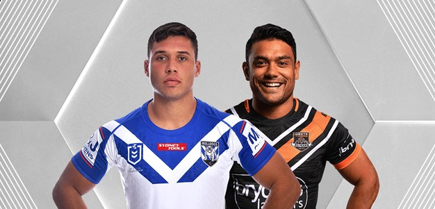 Bulldogs v Wests Tigers - Round 7