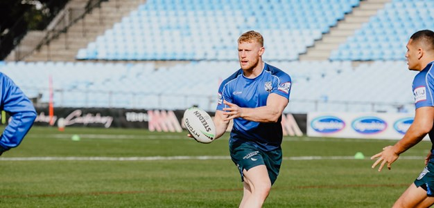 Meaney looking forward to playing alongside Thompson
