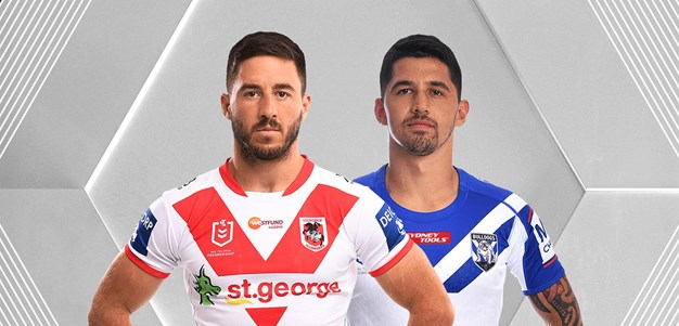 Dragons v Bulldogs - Round 10