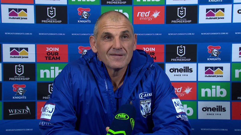 Press Conference: Round 11 vs Knights