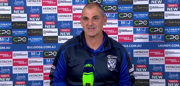 Press Conference: Round 12 vs Eels