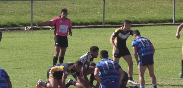 NRL Schoolboy Cup: Westfield Sports High v Patrician Brothers Fairfield