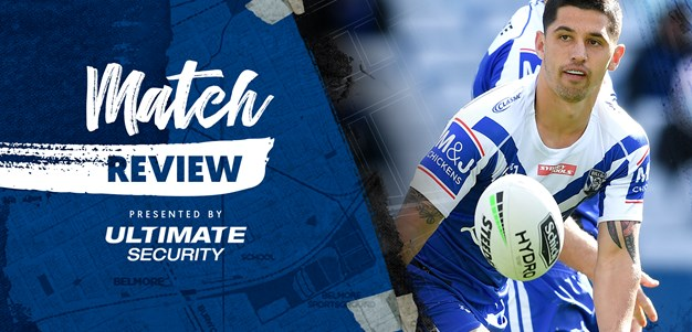 Ultimate Security Match Review: Bulldogs vs Warriors