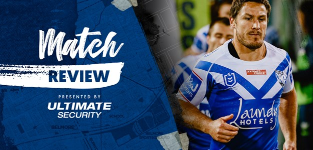 Ultimate Security Match Review: Bulldogs vs Raiders