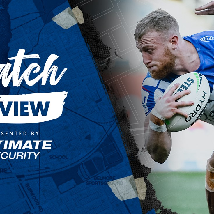 Ultimate Security Match Review: Bulldogs vs Titans