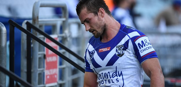 Teammates back Foran to overcome injury