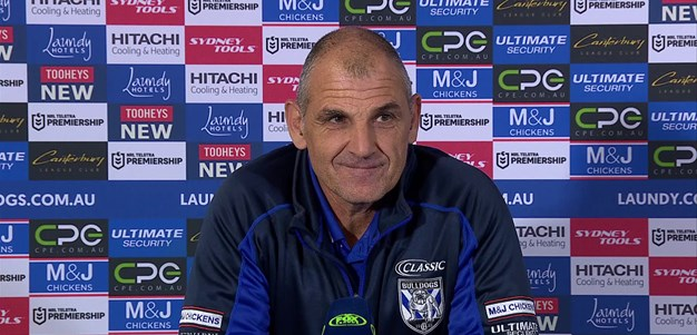 Press Conference: Round 18 vs Sea Eagles