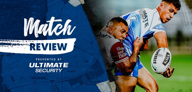 Ultimate Security Match Review: Bulldogs vs Sea Eagles