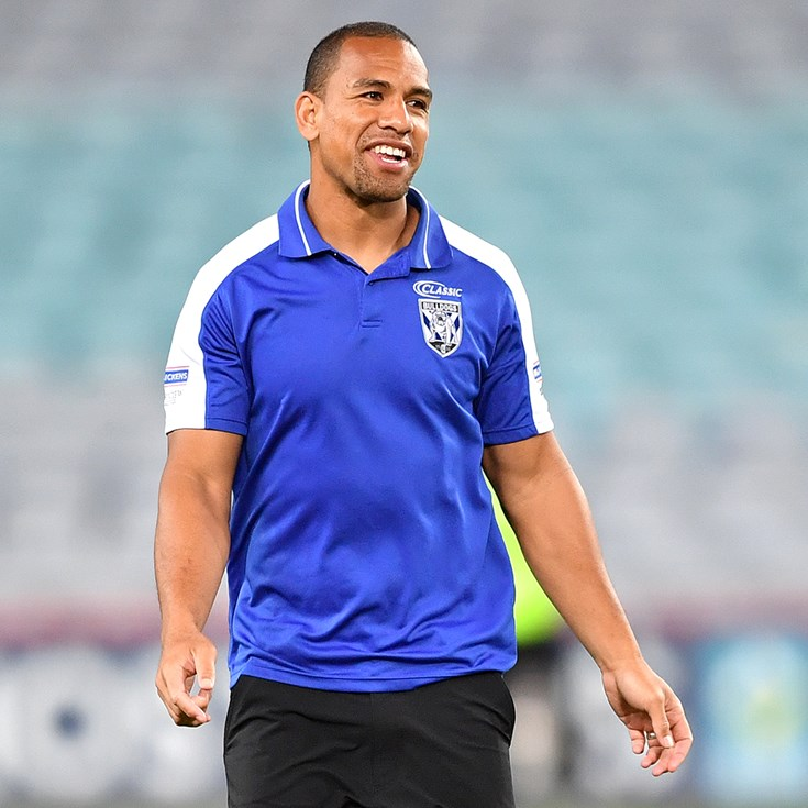 Hopoate grateful to play 100 games for Bulldogs