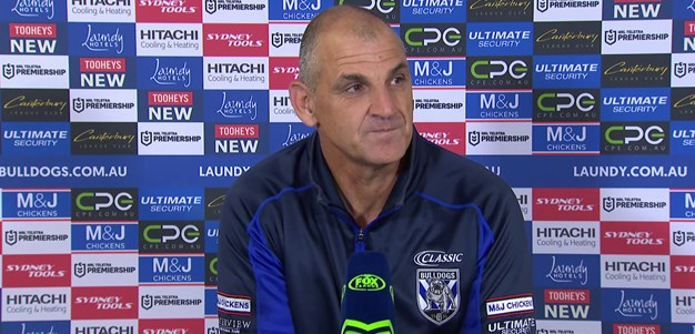 Press Conference: Round 20 vs Panthers