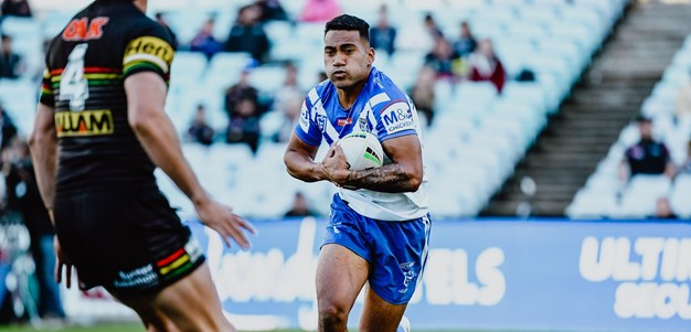 Katoa grateful for opportunity in NRL debut