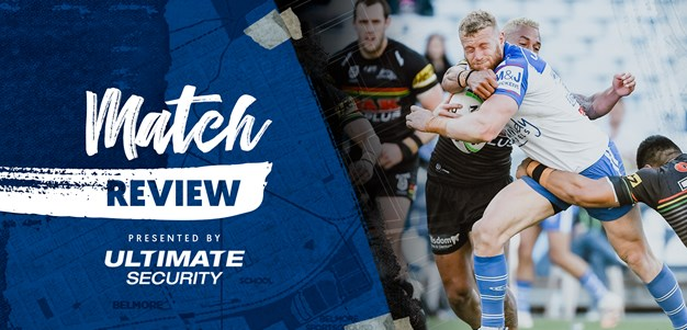 Ultimate Security Match Review: Bulldogs vs Panthers