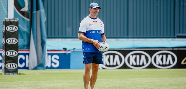 Barrett provides insight to new beginnings at Belmore