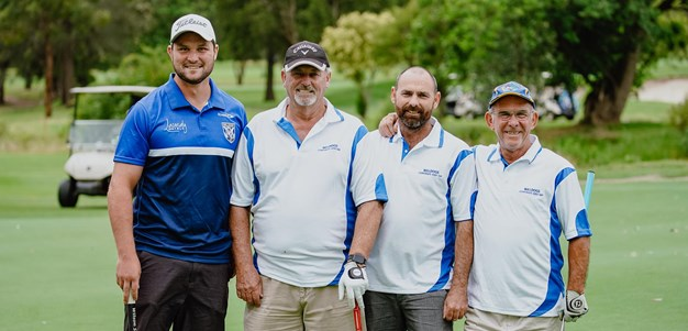 The Pack tees off in annual Bulldogs Golf Day