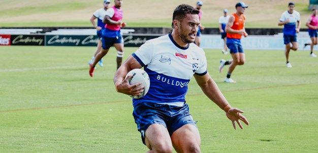 Rennie and Moss benefit from NRL training