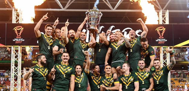 NRL ready to adapt if the 2021 RLWC is cancelled