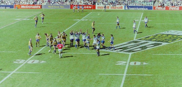 1998 President's Cup remarkable Grand Final victory