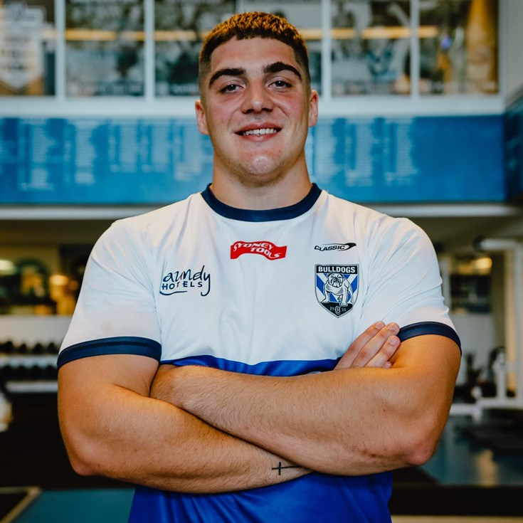 Doorey excited to stay on at Belmore