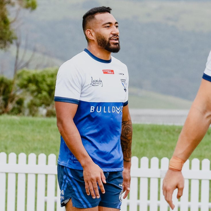 Katoa hungry for more NRL caps
