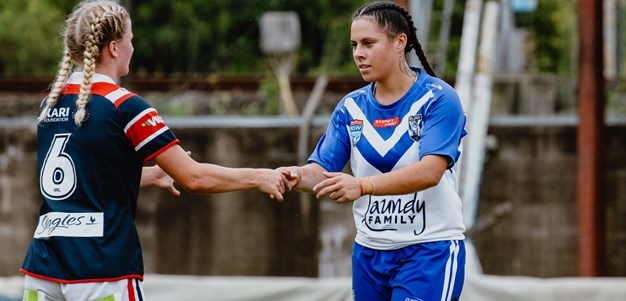 Tarsha Gale Cup Highlights: Round 1 v Indigenous Academy