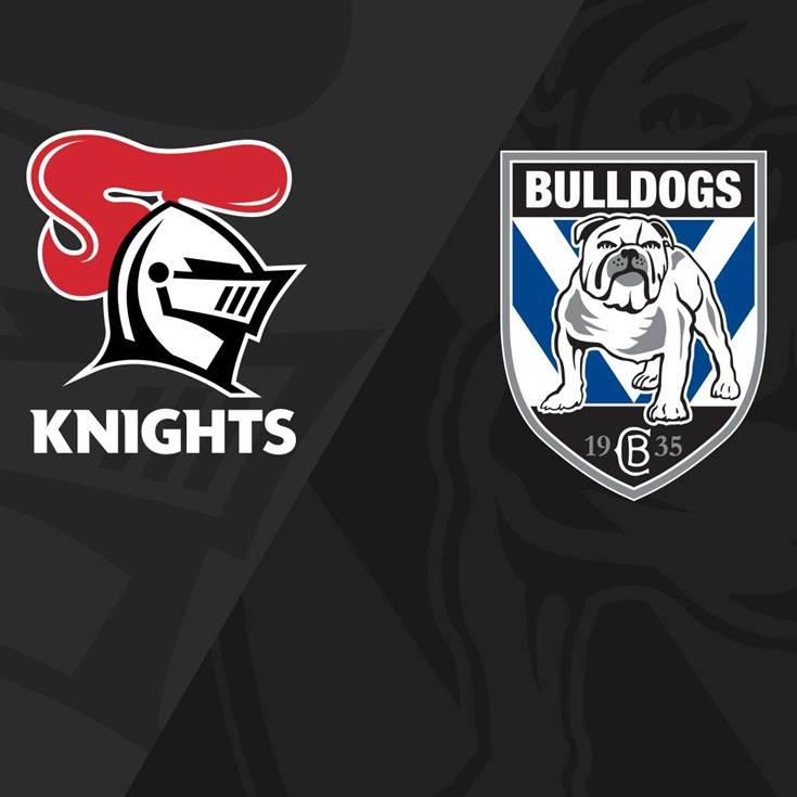 Full Match Replay: Knights v Bulldogs - Round 1, 2021