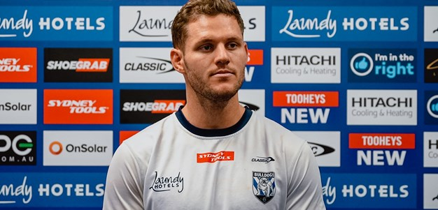 Corey Waddell Mid-Week Press Conference: Round 2 v Panthers