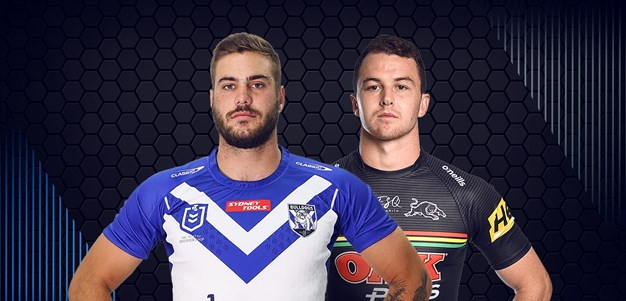 Bulldogs v Panthers - Round 2