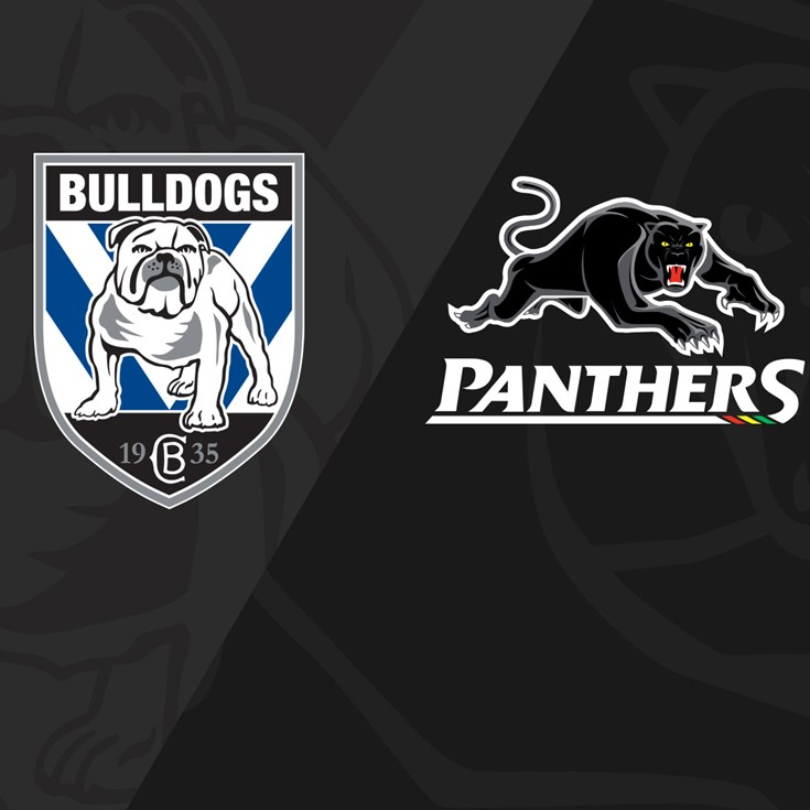 Full Match Replay: Bulldogs v Panthers - Round 2, 2021