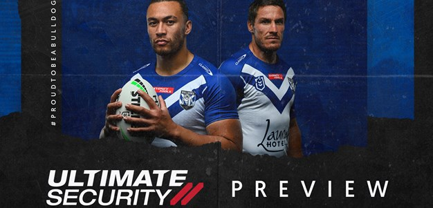 Ultimate Security Match Preview: Round 3 v Broncos
