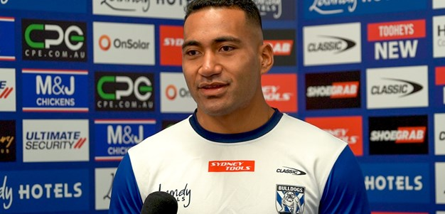 Tui Katoa Mid-Week Press Conference: Round 3 v Broncos