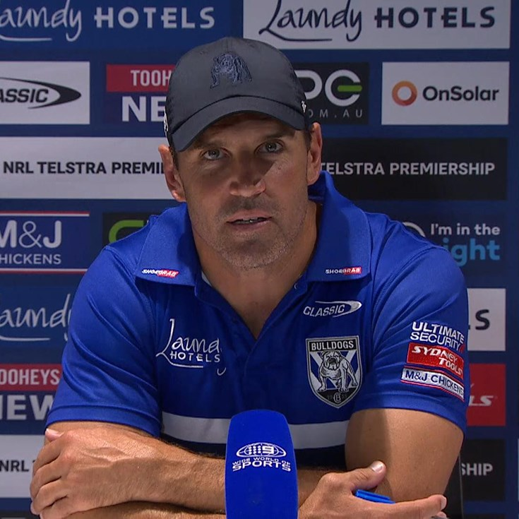 Post Match Press Conference: Round 6 v Cowboys
