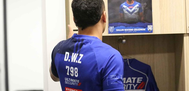 Behind the Scenes: Round 6 v Cowboys