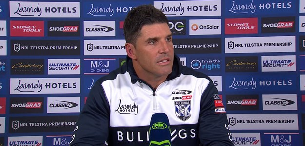 Post Match Press Conference: Round 7 v Sharks