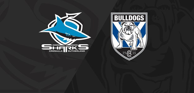 Full Match Replay: Sharks v Bulldogs - Round 7, 2021