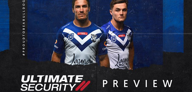 Ultimate Security Match Preview: Round 10 v Raiders