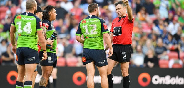 Papalii sent off for high contact on Tuipulotu Katoa