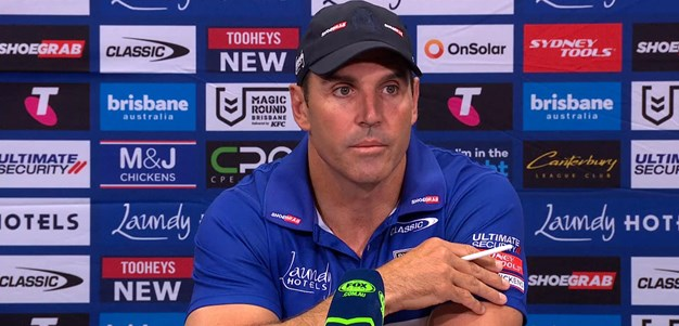 Press Conference: Round 10 v Raiders
