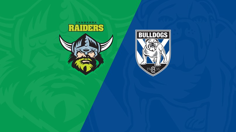 LIVE STREAM: Raiders v Bulldogs