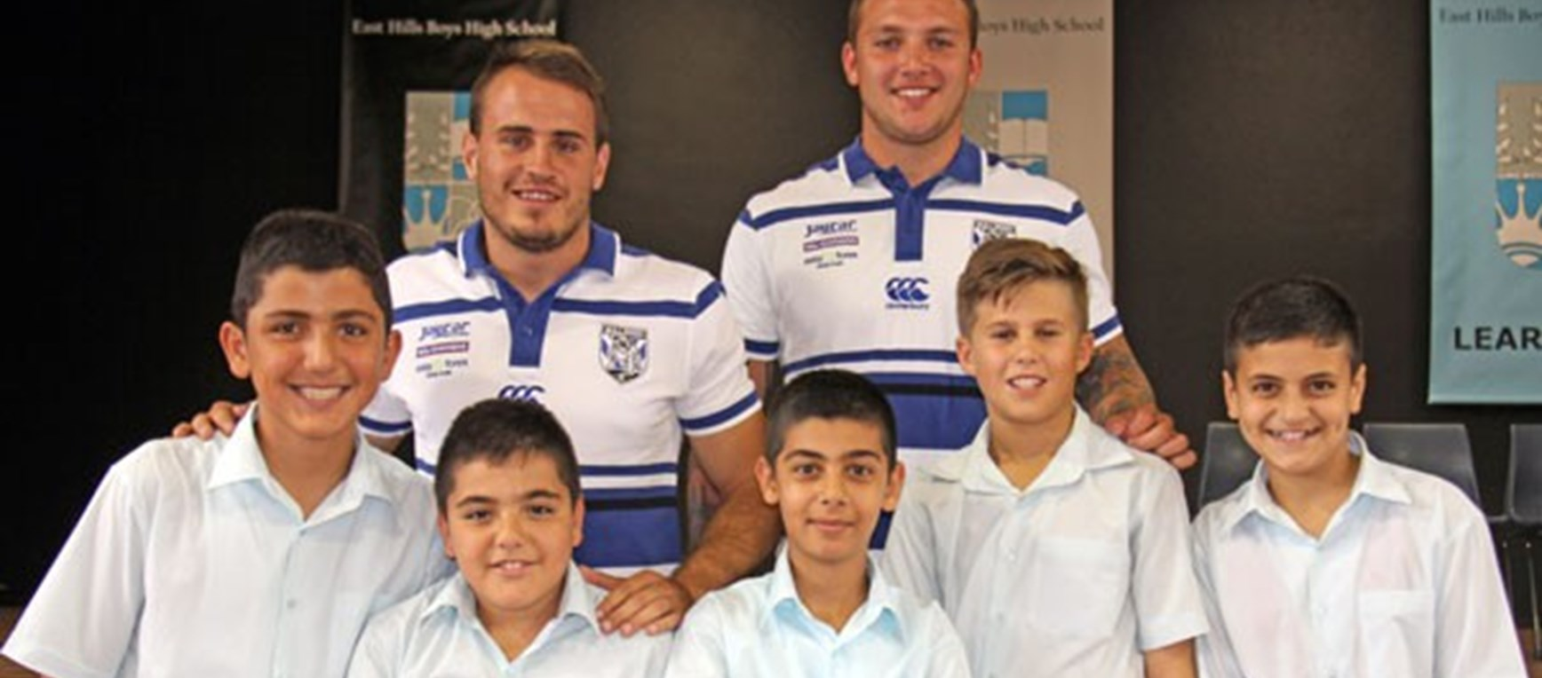 Bulldogs Deliver Tackle Bullying