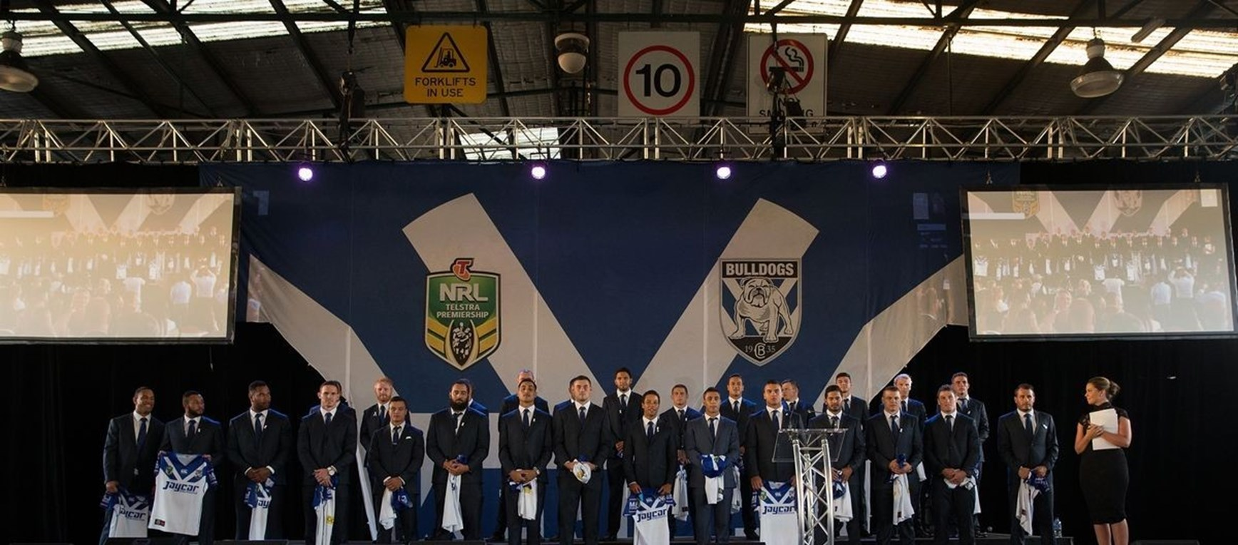 Gallery: Season Launch